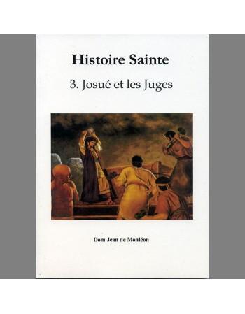 Histoire Sainte - T3. Josué...